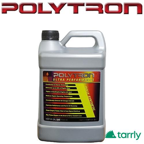 Снимка номер 1 за POLYTRON 15W40 - Полусинтетично моторно масло - за 25 000км.