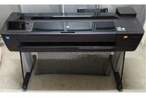 Снимка номер 1 за Плотер HP DesignJet T730 Large Format Wireless Plotter Print