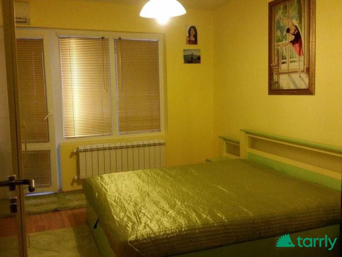 Снимка номер 1 за нова 2 персона спалня с нощни шкафчета и осветление включит