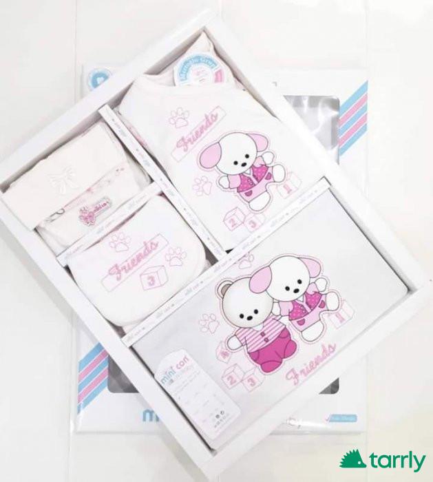 Снимка номер 1 за Продавам бебешки комплект от 10 части.