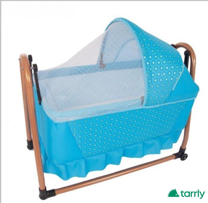 Снимка номер 1 за Бебешко легло- люлка