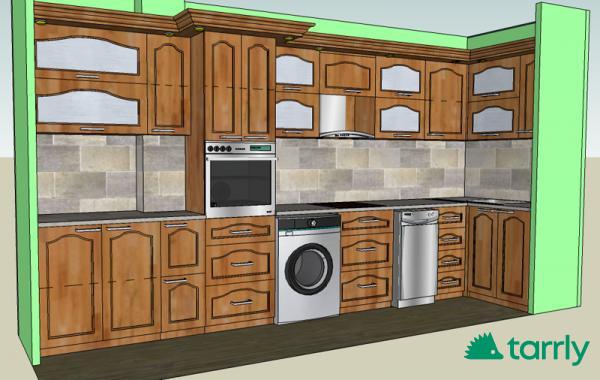 Снимка номер 1 за 3D визуализация на мебели