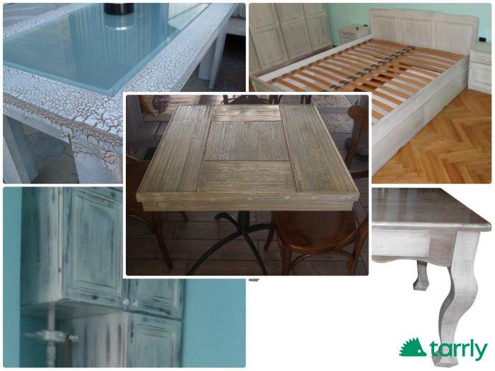 Снимка номер 1 за Състаряване на мебели