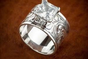Снимка номер 1 за Античен модел пръстен