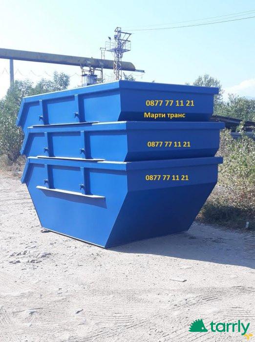 Снимка номер 1 за Контейнери за строителни отпадъци