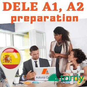 Снимка номер 1 за Подготовка за сертификатен изпит DELE – A1/A2